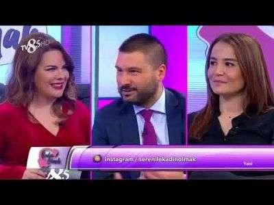 Seren ile kadın olmak tv8bucuk 1.bölüm