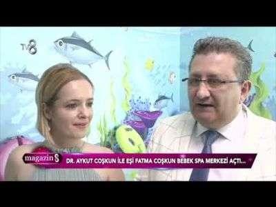 Dr Aykut Coşkun İle Eşi Fatma Coşkun Bebek Spa Merkezi Açtı